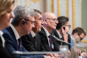 Babiš: La República Checa condena la agresión rusa en el Donbás