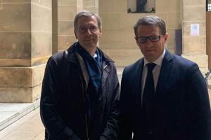 Французький омбудсмен зустрівся із Сущенком