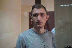 Українська активістка в Латвії отримала листа від російського політв'язня Котова