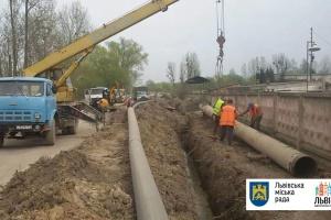 У Львові - велика аварія, кільком районам обмежили подачу води