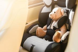 Готовы ли столичные таксисты к правильной перевозке детей?