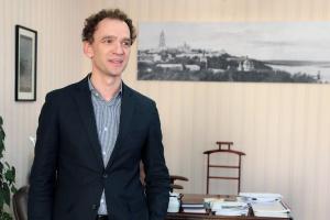 Александр Смирнов, начальник управления по вопросам рекламы КГГА