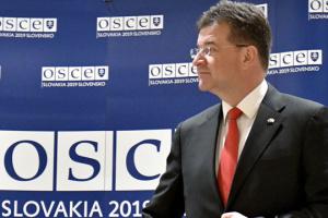 El presidente de la OSCE espera que la reunión del Cuarteto de Normandía sea exitosa