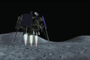 Dubai Airshow: Україна презентувала апарат для посадки на Місяць