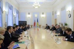 Разумков обсудил с премьером Чехии риски от Nord Stream 2