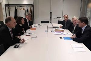 Мэр Мариуполя обсудил в Париже реализацию в своем городе проекта питьевой воды