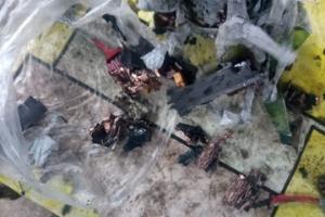 L'armée ukrainienne dans le Donbass a abattu un drone ennemi
