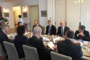 G7各国大使、IMF・ウクライナの新協力プログラムへの支持を表明