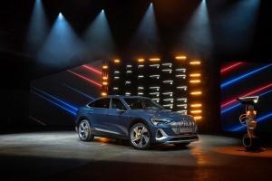 Audi представив новий електрокросовер