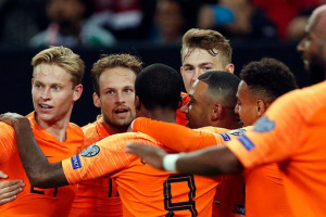 Ukraine to play Netherlands at Euro 2020