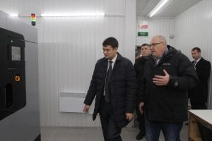 """Разумков в Днепре посетил КБ """"Южное"""""""