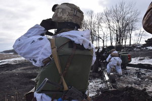 Invaders violate ceasefire in Donbas ten times
