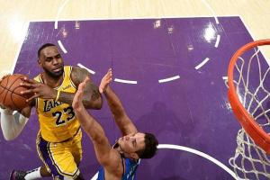 Леброн Джеймс установил уникальное достижение в НБА