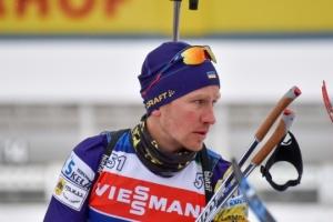 Семенов не виступить за збірну України з біатлону на 1 етапі Кубка світу