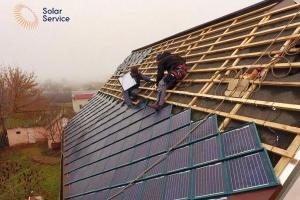 Сонячна черепиця миколаївського інженера отримала нагороду UNIDO