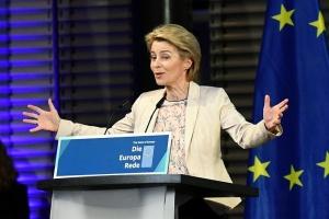 Європа інвестуватиме у стабільність сусідів – фон дер Ляєн