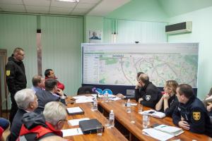 Киев готовится к снегопадам — оперативный штаб разрабатывает план действий