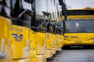 Kyiv plans to buy 30 buses, 50 trolleybuses and 20 trams in 2020