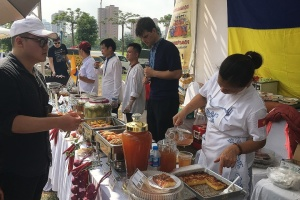 Український павільйон на ярмарку в Ханої відвідало понад 1 тис. гостей