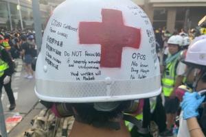 Евромайдан SOS запустил флешмоб в поддержку протестующих в Гонконге