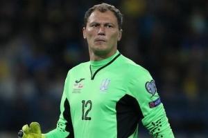Пятов занял 19 место среди лучших футболистов отбора Евро-2020