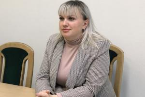 Марина Радова, и.о. начальника Управления туризма и промоций КГГА