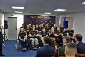 Тренировочные сборы членов сборной Украины на Invictus Games-2020 открылись - МВД