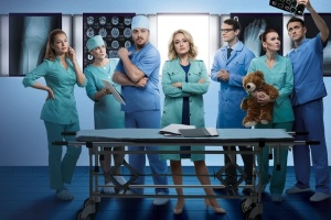 Канал «Украина» покажет шестой сезон медицинской драмы «Дежурный врач»