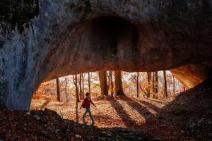 Домик на дереве и Карстовый мост: туристическая Тячевщина получила проморолик