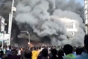 В Ірані від початку протестів загинули вже 250 людей, тисячі поранених і заарештованих