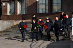 В Запорожье - Шествие достоинства и свободы