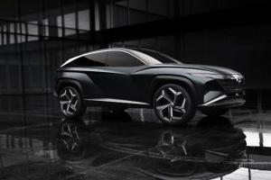 Hyundai показав концепт кросовера майбутнього
