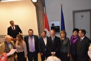 У Швейцарії до Дня Гідності та Свободи приурочили конференцію