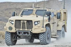 Литва заказала в США 200 боевых бронированных автомобилей