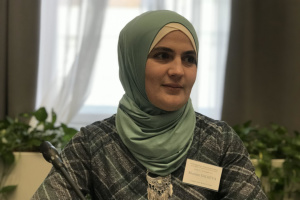 Дружина політв'язня Салієва розповіла в ОБСЄ про переслідування кримських татар