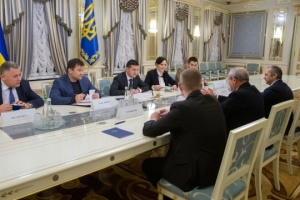 Zelensky invites Orascom Investment Holding to invest in Ukraine