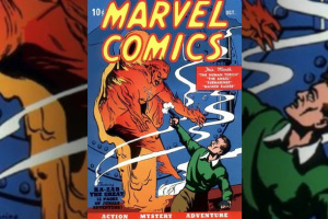 Самый первый комикс Marvel ушел с молотка за $1,26 миллиона
