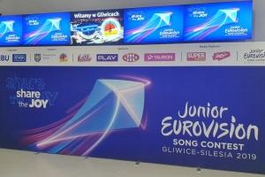 На Дитяче Євробачення приїдуть дві сотні журналістів з 23 країн
