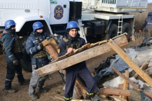 JFO Headquarters: Dismantlement of fortifications ongoing in Bohdanivka