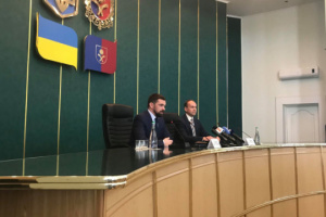 Trofimov introduces new head of Khmelnytsky Regional State Administration