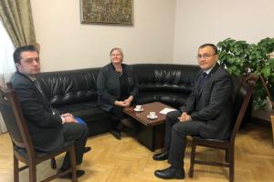 Украина и Хорватия заинтересованы в обмене визитами на высшем уровне - МИД