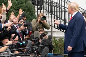 Слухання з імпічменту: Чому в Трампа здали нерви?