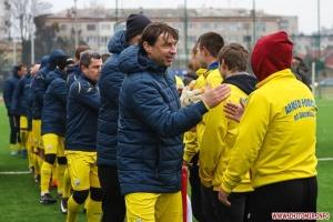 У Житомирі збірна України серед ветеранів зіграла у футбол із командою десантників