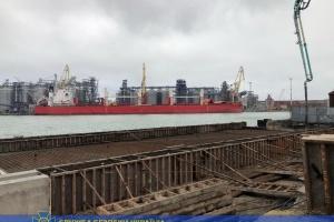В Одеському морпорту викрили оборудку на 55 мільйонів - СБУ проводить обшуки