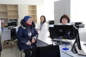 В Покровской ОТГ открыли центр админуслуг европейского уровня