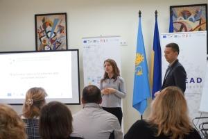 Фінансисти ОТГ Львівщини вчаться планувати місцеві бюджети