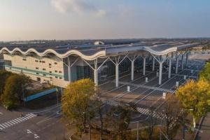 Одеський аеропорт відновлює роботу в штатному режимі