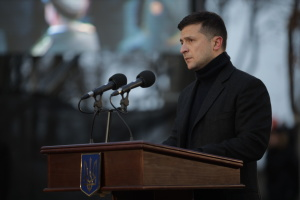 Зеленский придет на брифинг по задержанию подозреваемых в убийстве Шеремета