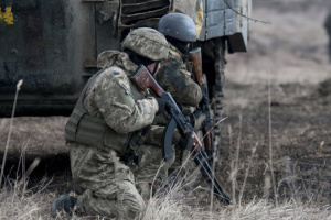 Okupanci w Donbasie 7 razy naruszyli zawieszenie broni – strat nie odnotowano