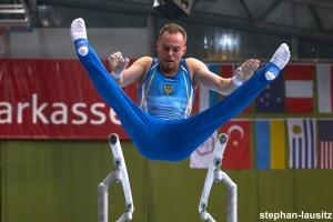 体操W杯 コトブス国際 ウクライナ体操選手3名が金
